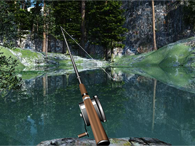 La pêche bezinertsionnye les bobines